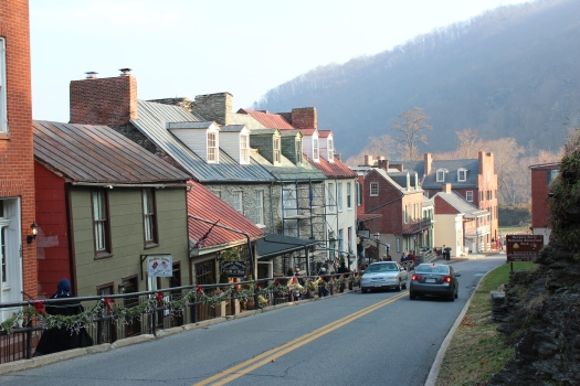 High Street, Harpers Ferry