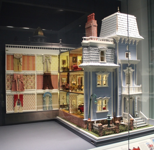 Barbie and Ken's dream house perhaps?