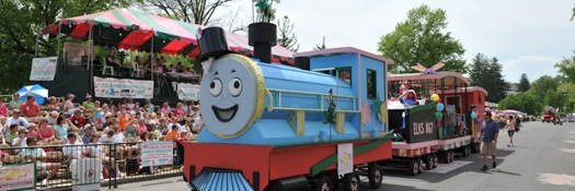 Thomas the Tank Engine!?