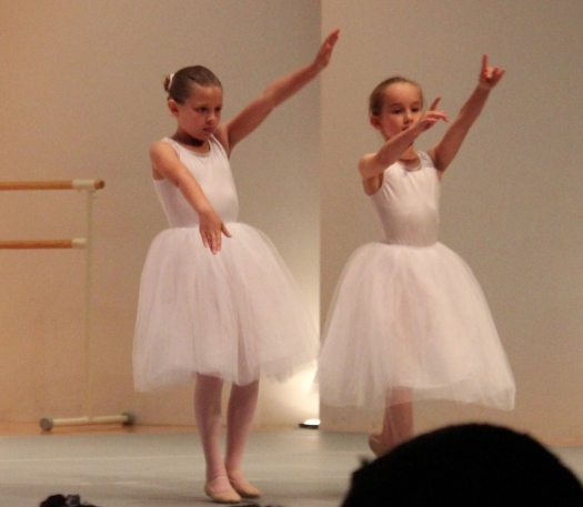 beautiful ballet fingers...