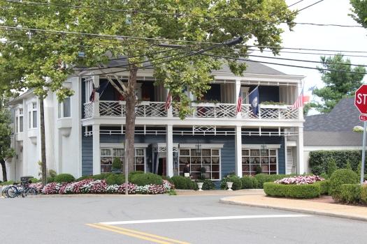 The Inn at Little Washington.