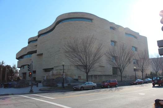 The National Museum of the America Indian.