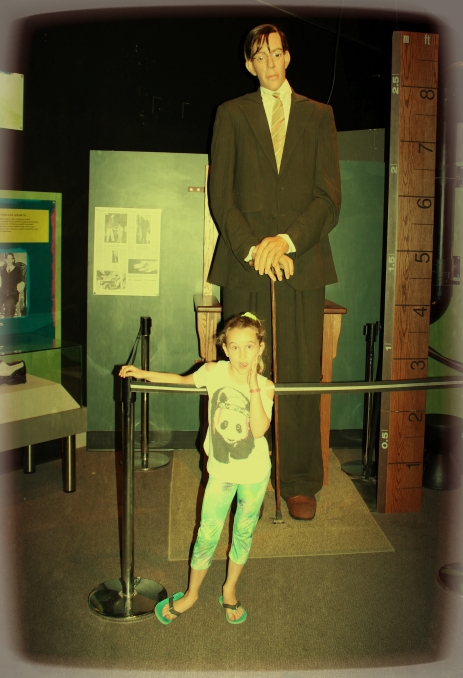 met the world's tallest man...