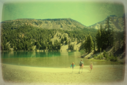Green Lake...one of our favourite hikes so far...